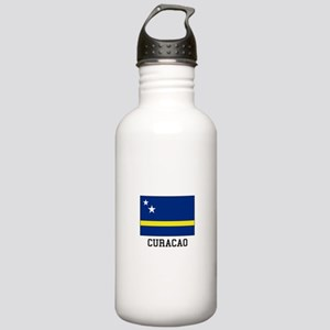 Curacao, Flag Water Bottle