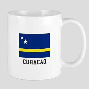Curacao, Flag Mugs