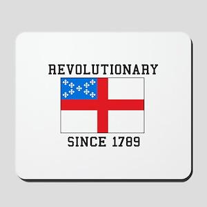 Revolutionary since 1789 Mousepad
