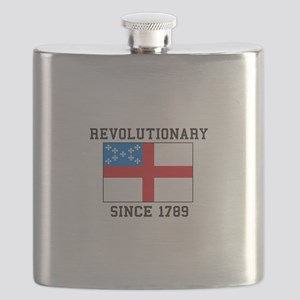 Revolutionary since 1789 Flask