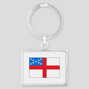 Episcopal Flag Keychains