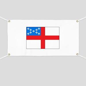 Episcopal Flag Banner