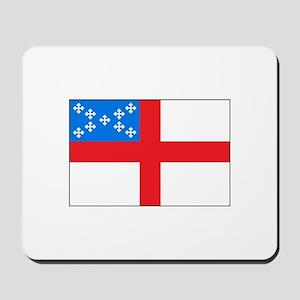 Episcopal Flag Mousepad