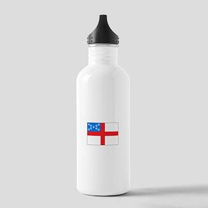 Episcopal Flag Water Bottle