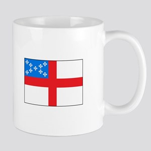 Episcopal Flag Mugs