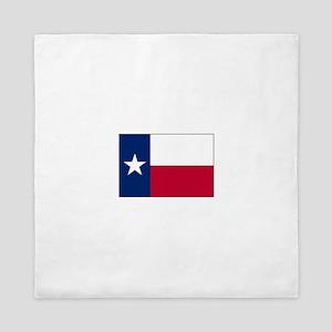 Texas Flag Queen Duvet