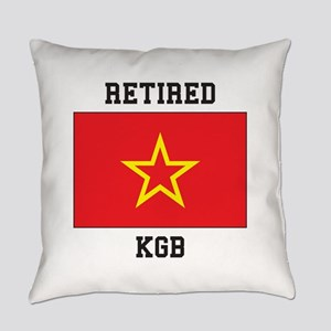 Soviet red Army Flag Everyday Pillow