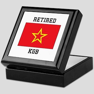 Soviet red Army Flag Keepsake Box