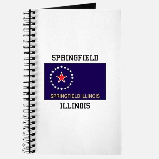Springfield, Illinois Flag Journal