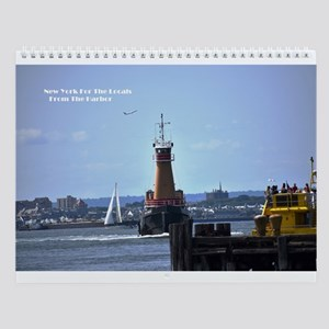 New York For The Locals, From Harbor Wall Calendar