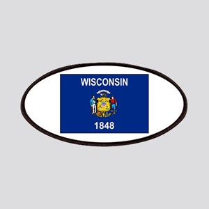 Wisconsin 1848 Patch