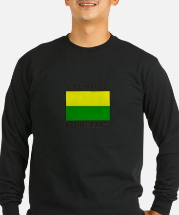 The Hague, Netherlands Long Sleeve T-Shirt