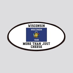 Wisconsin More Than Just Cheese Patch