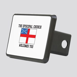 The Episcopal church welcomes you Hitch Cover