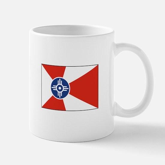 Wichita, Kansas USA Mugs
