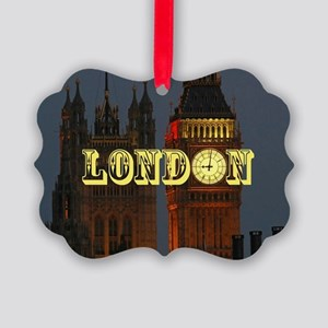 LONDON GIFT STORE Picture Ornament