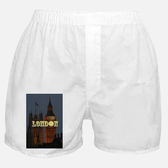 LONDON GIFT STORE Boxer Shorts