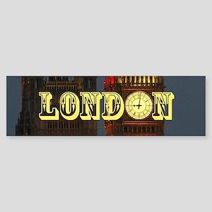 LONDON GIFT STORE Sticker (Bumper)