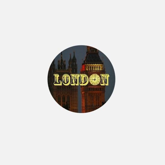 LONDON GIFT STORE Mini Button