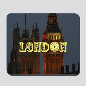 LONDON GIFT STORE Mousepad