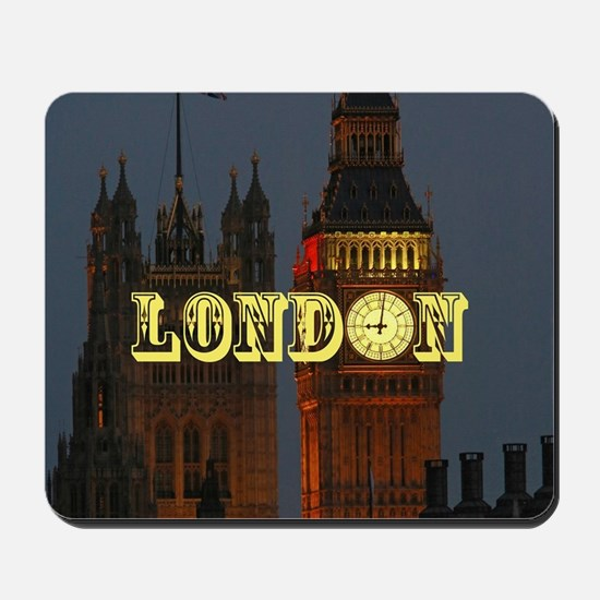 LONDON GIFT STORE Mousepad