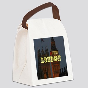 LONDON GIFT STORE Canvas Lunch Bag