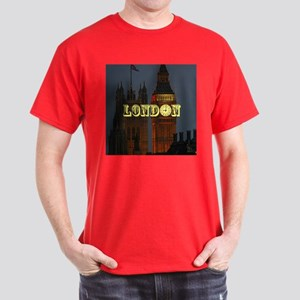 LONDON GIFT STORE Dark T-Shirt