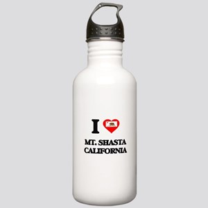 I love Mt. Shasta Cali Stainless Water Bottle 1.0L