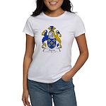 Syms Family Crest Women's T-Shirt