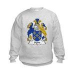 Syms Family Crest Kids Sweatshirt