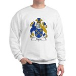 Syms Family Crest  Sweatshirt