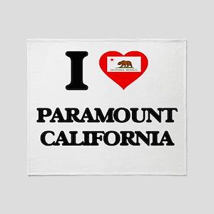 I love Paramount California Throw Blanket