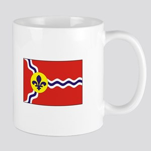 St. Louis Flag Mugs