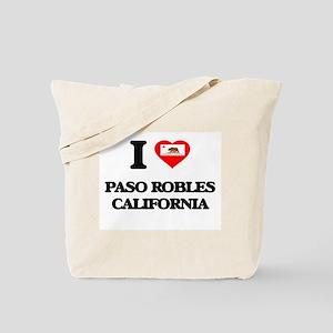 I love Paso Robles California Tote Bag