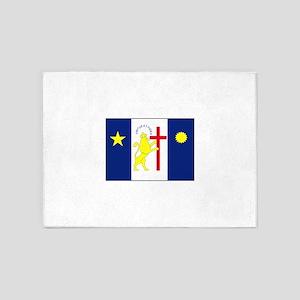 Recife, Brazil Flag 5'x7'Area Rug