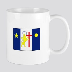 Recife, Brazil Flag Mugs
