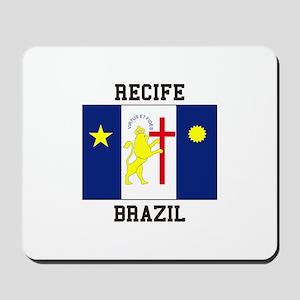 Recife, Brazil Mousepad