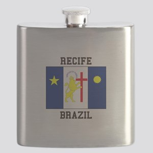 Recife, Brazil Flask