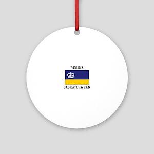 Regina, Saskatchewan Ornament (Round)