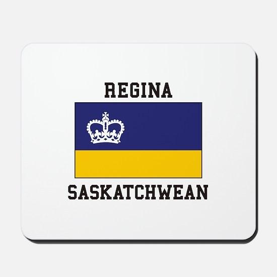 Regina, Saskatchewan Mousepad