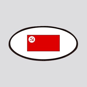 Revolutionary Socialist Party Flag Patch