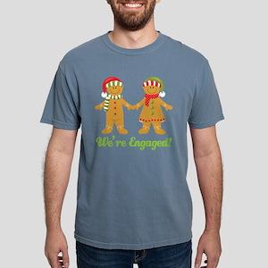 Christmas Engagemen T-Shirt