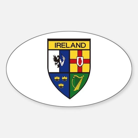 Irish Shield Decal