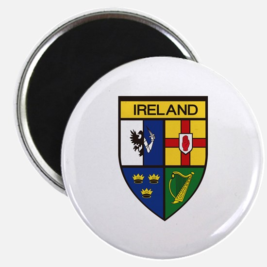 Irish Shield Magnets