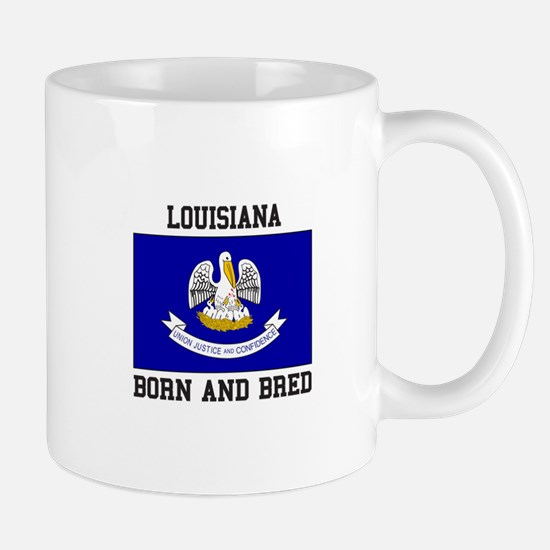 Louisiana born and bred Mugs
