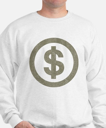 Vintage Money Sweatshirt