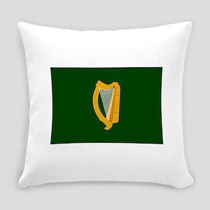 Irish Flag Everyday Pillow