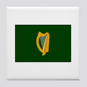 Irish Flag Tile Coaster
