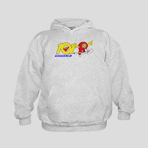 101 Runaway Radio H Kids Hoodie