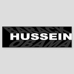 Barack Hussein Obama - Bumper Sticker